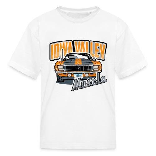 IV Muscle C Youth T-Shirt - Kids' T-Shirt