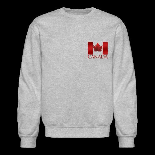 Canada Souvenir Sweatshirt Canada Flag Shirts - Crewneck Sweatshirt