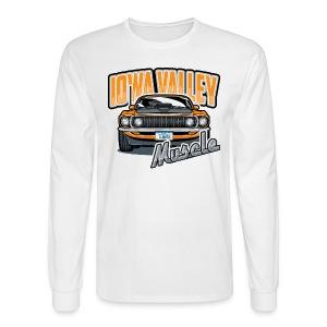IV Muscle F Long Sleeve - Men's Long Sleeve T-Shirt