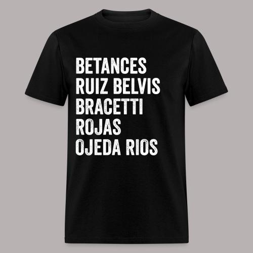 EL GRITO DE LARES  - Men's T-Shirt