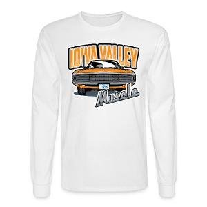 IV Muscle D Long Sleeve - Men's Long Sleeve T-Shirt