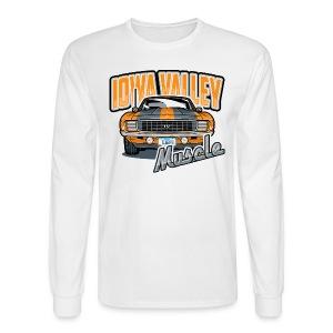 IV Muscle C Long Sleeve - Men's Long Sleeve T-Shirt
