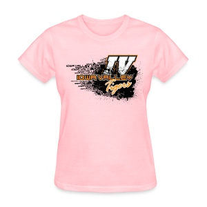 IV Grunge Ladies T-Shirt - Women's T-Shirt