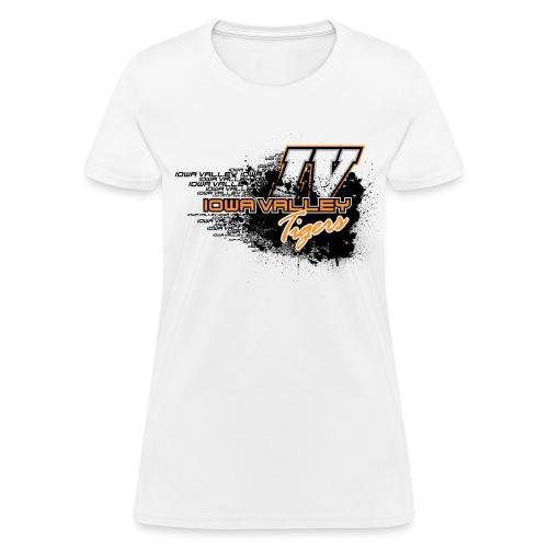 IV Grunge Ladies T-Shirt - Women's T-Shirt