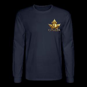 Men's Canada Souvenir Shirt Gold Medal Canada Sport Souvenir Shirt - Men's Long Sleeve T-Shirt