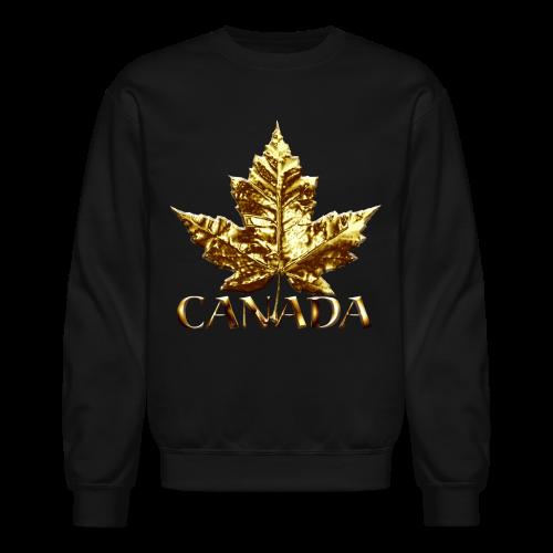 Men's Canada Souvenir Shirt Gold Medal Canada Souvenir Sweatshirt - Crewneck Sweatshirt