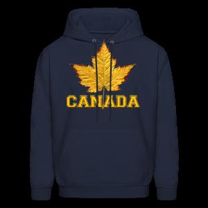 Canada Hoodie Men's Canada Hoodie Sweatshirt - Men's Hoodie