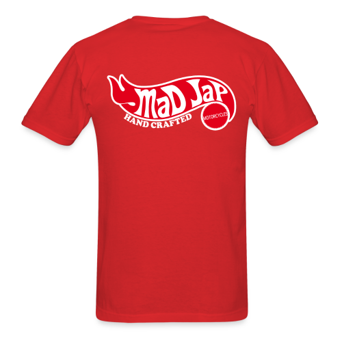 Mad Jap Motorcycles Shirt - Men's T-Shirt