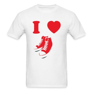 I Heart Verses Tee - Men's T-Shirt