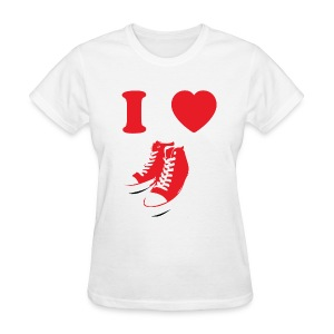 I Heart Verses Tee - Women's T-Shirt