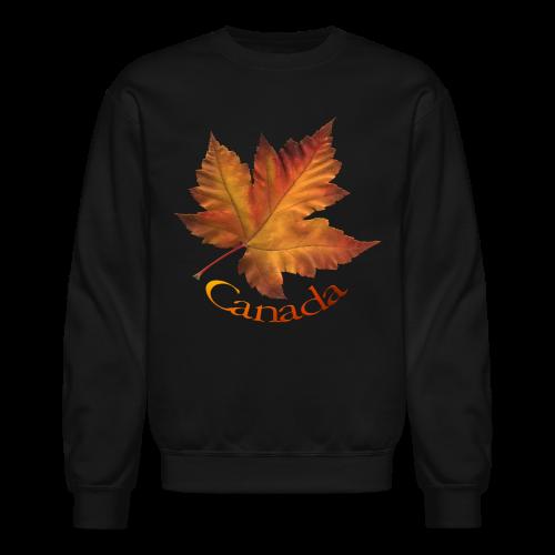 Canada Souvenir Men's Shirt Canada Maple Leaf Sweatshirt - Crewneck Sweatshirt
