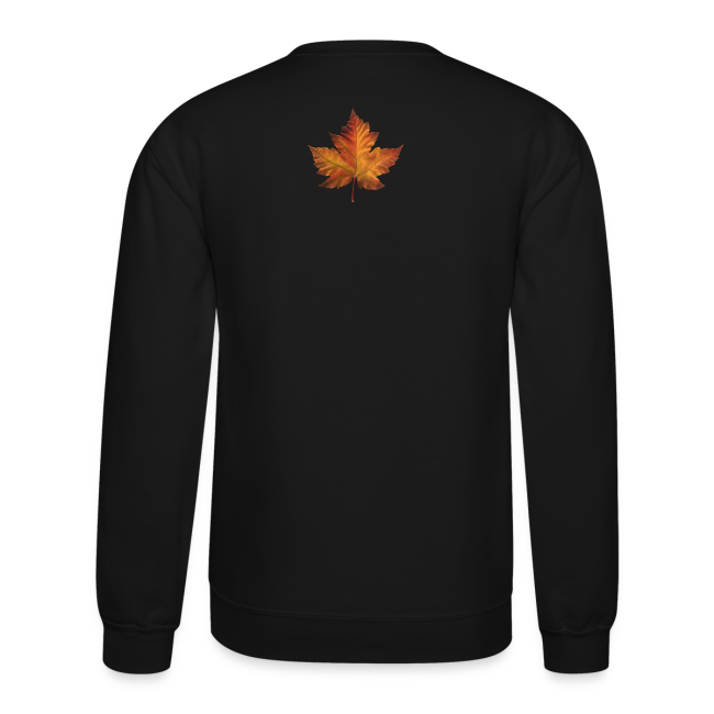 Canada Souvenir Men's Shirt Canada Maple Leaf Sweatshirt
