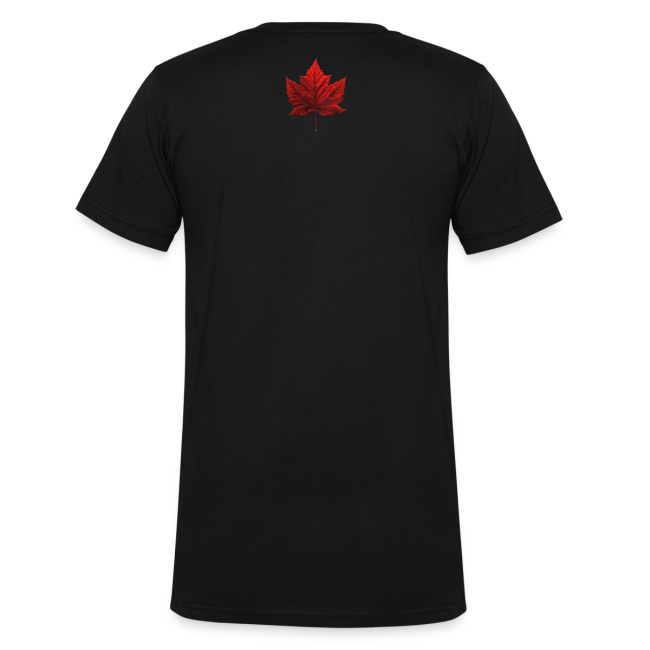 Men's Canada Flag T-shirt Canada Souvenir T-shirt for Men