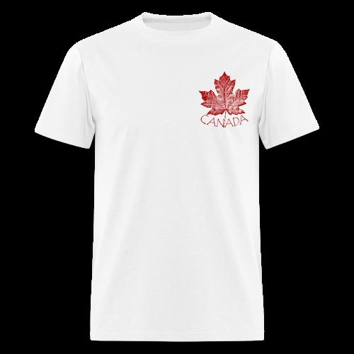 Cool Canada Souvenir T-shirt Mens Retro Canada T-shirt - Men's T-Shirt