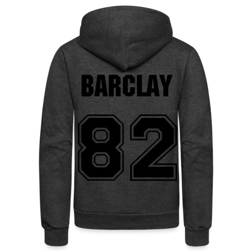 Barclay Racing zip up - Unisex Fleece Zip Hoodie
