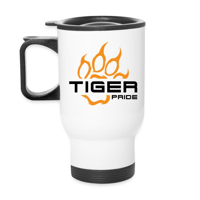 Tiger Pride Travel Mug