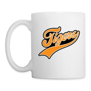 Tigers Mug - Coffee/Tea Mug