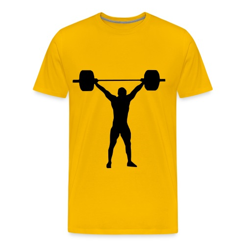 Snatch Finish - Men's Premium T-Shirt