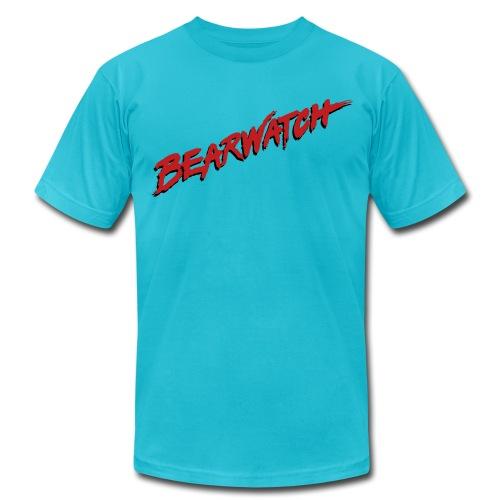 Men's Bearwatch T-Shirt (Yellow) - Men's  Jersey T-Shirt