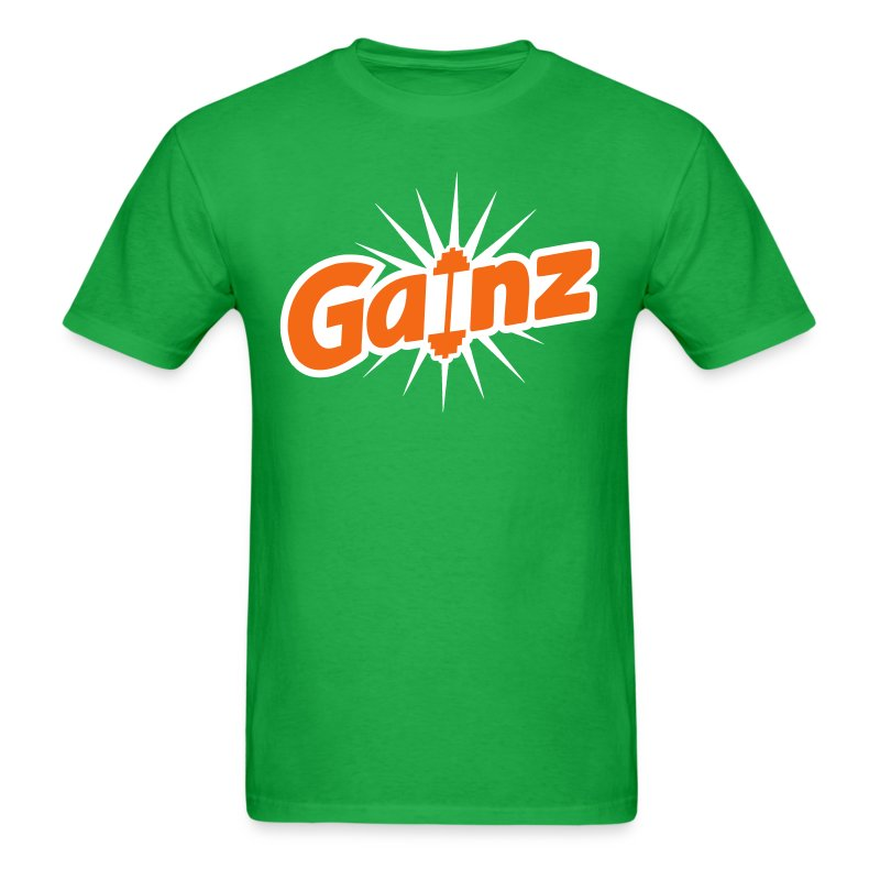 Gainz - Men's T-Shirt