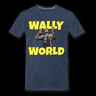 T-Shirts ~ Men's Premium T-Shirt ~ Wally World Tee Premium