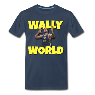 T-Shirts ~ Men's Premium T-Shirt ~ Wally World Tee Premium
