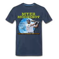 T-Shirts ~ Men's Premium T-Shirt ~ Myer Moonshot Tee Premium