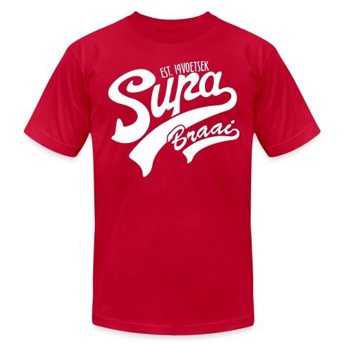 Supa Braai 2 - Men's Fine Jersey T-Shirt