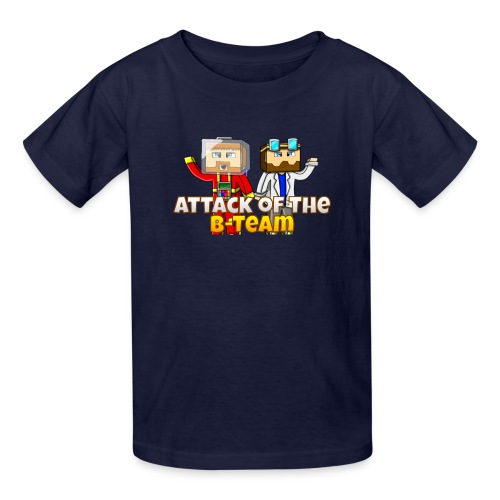 Attack of the B-Team - Kids' T-Shirt