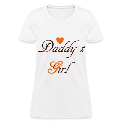 Daddys Girl T-Shirt - Women's T-Shirt