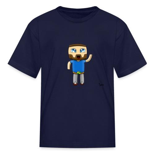 Tyan Chibi - Kids' T-Shirt