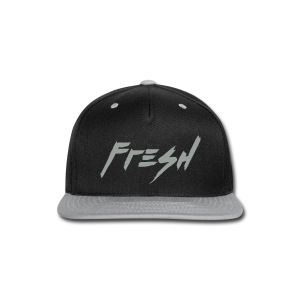 Fresh Snapback - Snap-back Baseball Cap