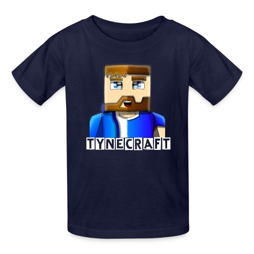 TyneCraft Logo - Kids' T-Shirt