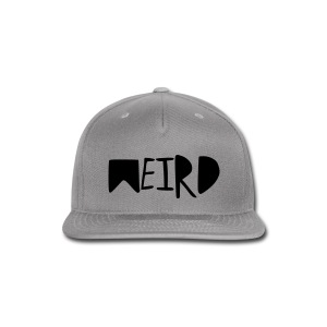 Weird Snapback - Snap-back Baseball Cap