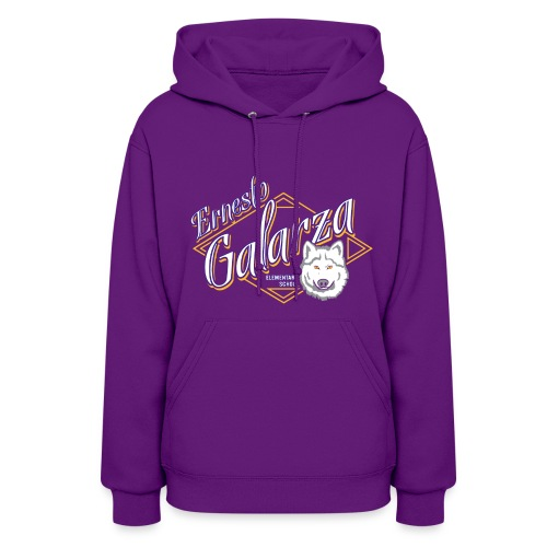 Women's Hoodie - Do not order this print on a light colored shirt.  It will not show up well.