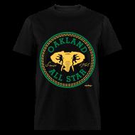 T-Shirts ~ Men's T-Shirt ~ Oakland All Star Black