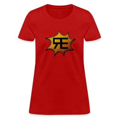 RE Logo Tee (Women's) - Women's T-Shirt