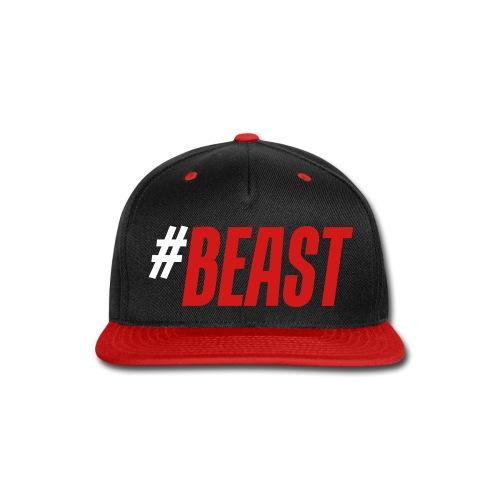 GBVArmy #Beast SnapBack! - Snap-back Baseball Cap