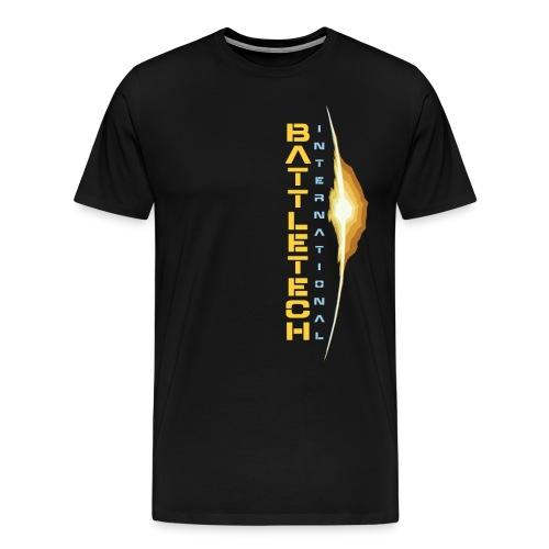 Battletech International T-Shirt - Men's Premium T-Shirt