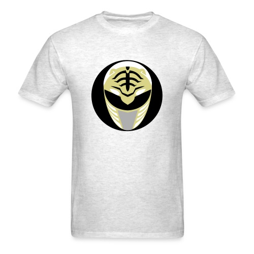White Ranger - Men's T-Shirt