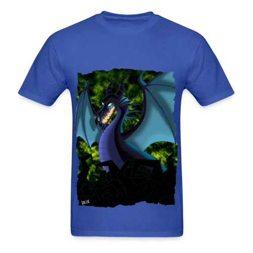 Maleficent Dragon - Men's T-Shirt