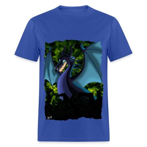 Maleficent Dragon - Men's T-Shirt