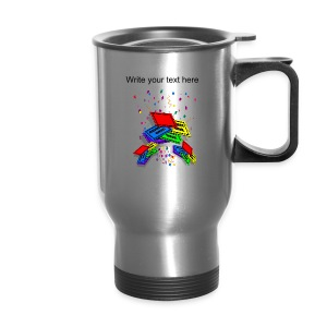 Tickets Stainless Steel Travel Mug - Travel Mug