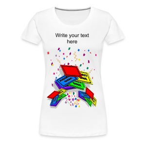 Tickets T-Shirt For Women - Women's Premium T-Shirt