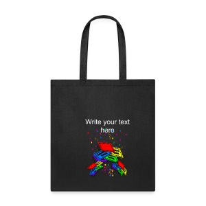 Tickets Canvas Tote Bag - Tote Bag