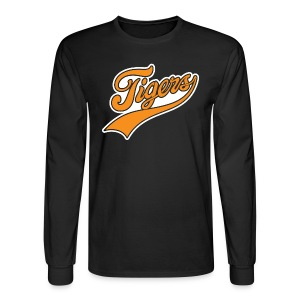 IV Tiger Tail Long Sleeve - Men's Long Sleeve T-Shirt