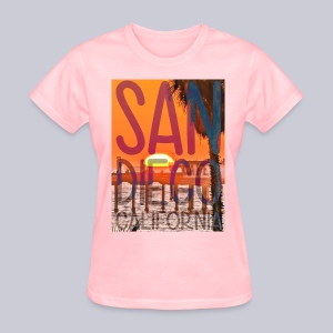Big OB SD - Women's T-Shirt