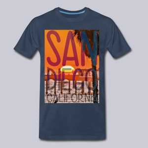 Big OB SD - Men's Premium T-Shirt