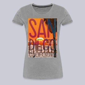 Big OB SD - Women's Premium T-Shirt