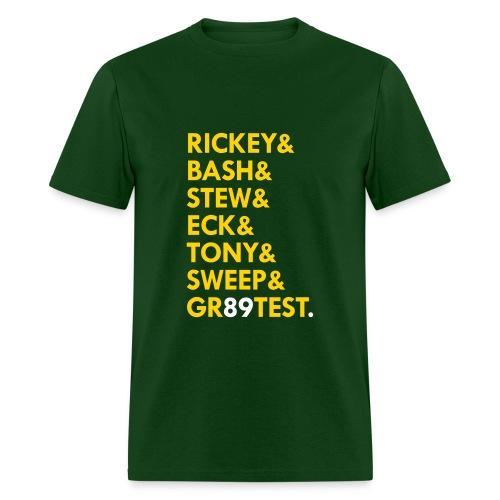 GR89TEST. - Men's T-Shirt